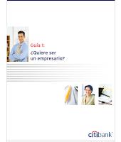 Guías de información sobre la pequeña empresa - por Citibank