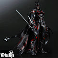 IN STOCK DC Comics Variant Play Arts Kai-Batman Red version Limited Edition of 2500pcs worldwide