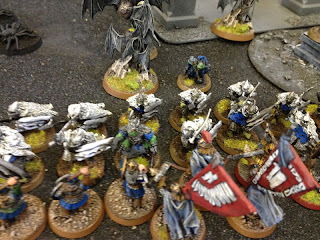 Hobbit SBG - Goblins v Kings Champion