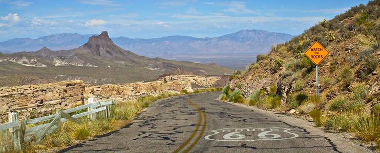 Route 66 Travel  Blog