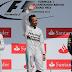 Fórmula 1: Resultado final do GP da Inglaterra 2014