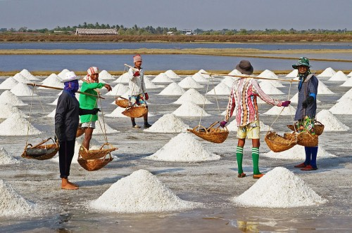 DPR minta mendag revisi peraturan impor garam