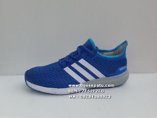 sepatu adidas warna biru