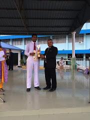 Johan dalam Karnival Bahasa Tamil