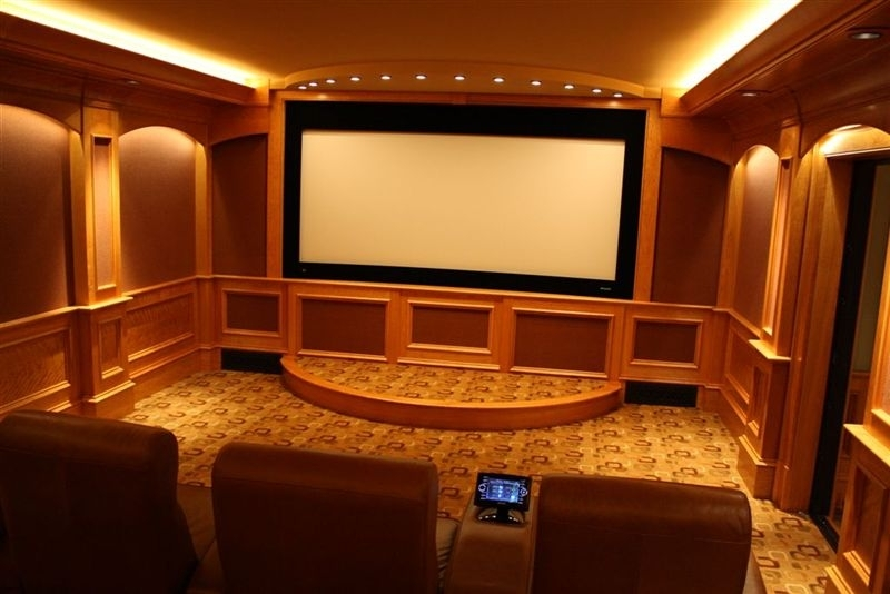 home theater lighting - Home Theater Lighting Design