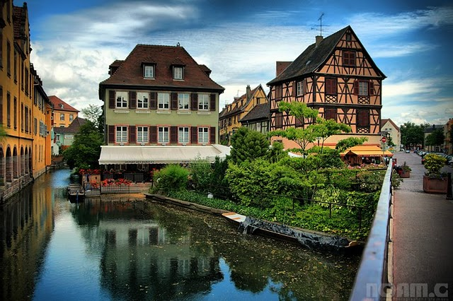 Cool travel places in colmar france hot and cool for Awesome places to vacation