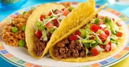 GOOD FOODIE: Beef Tacos