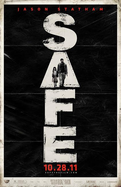 ตัวอย่างหนังใหม่ : Safe (โคตรระห่ำ ทะลุรหัส) ซับไทย
