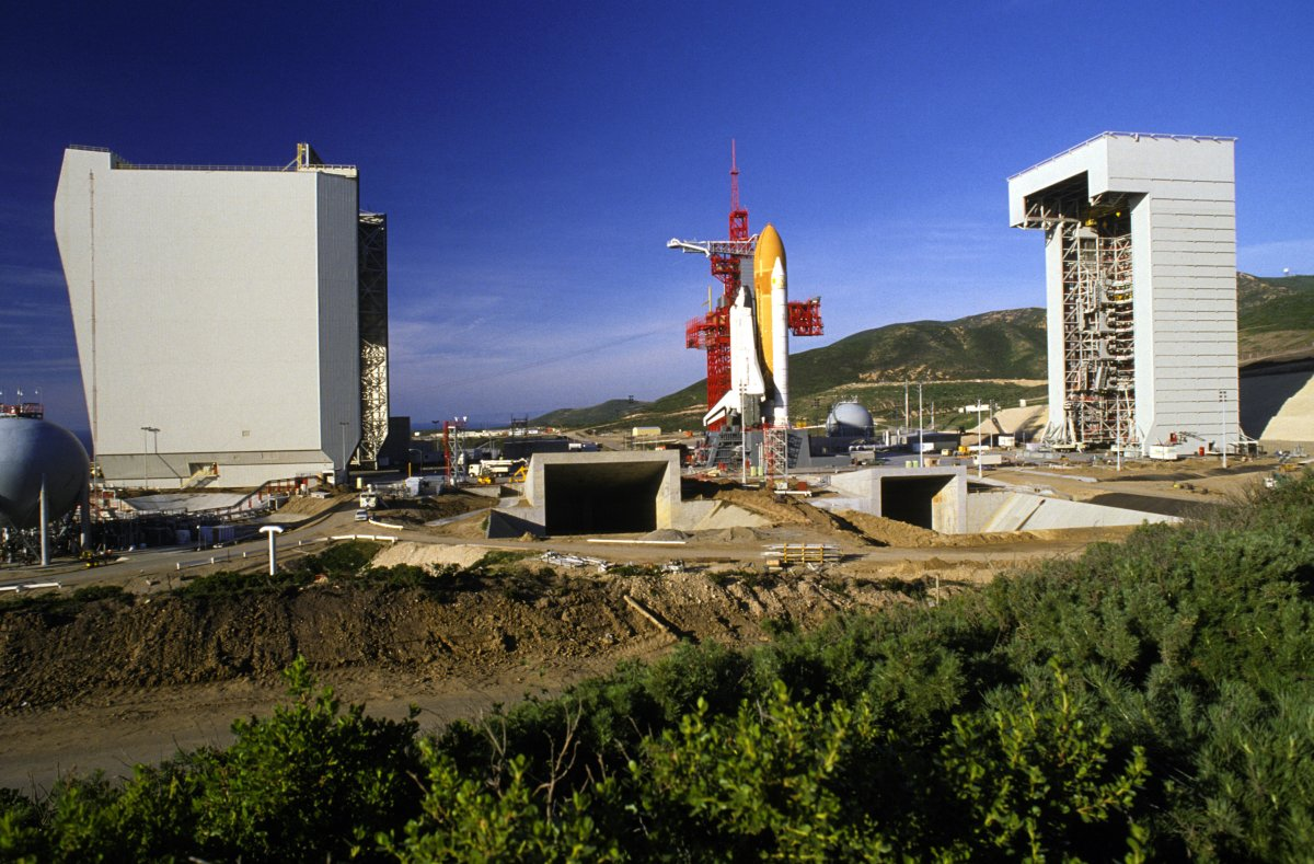 Vandenberg AFB Space Launch Complex 5