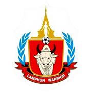 Lamphun Warrior Football Club Logo