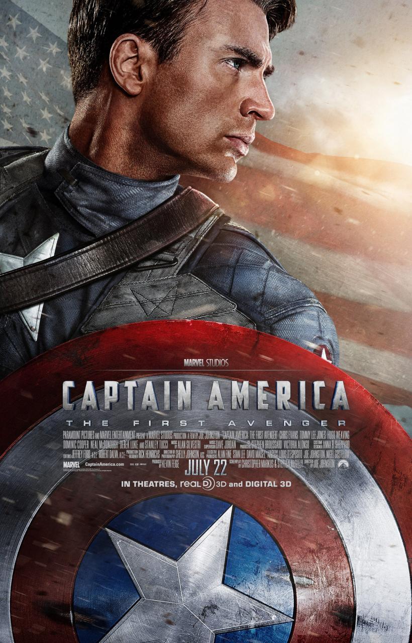 Multiple Filmstörung Captain America   The First Avenger 20