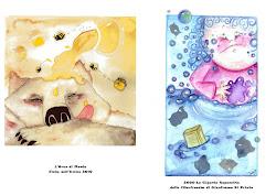 i disegni di Linda Cudicio