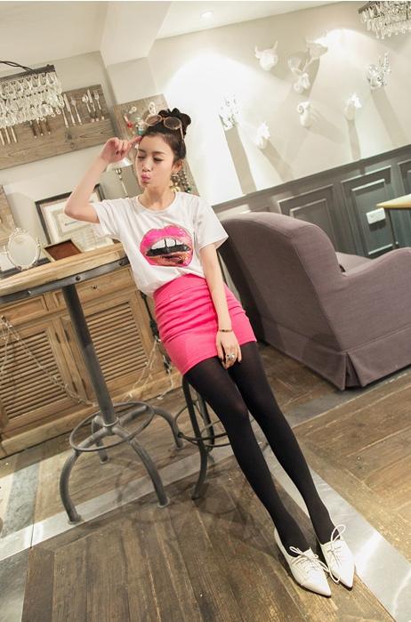 Korean Tshirt Fashion