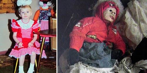 Kisah Misteri mayat anak kecil yang di jadikan boneka