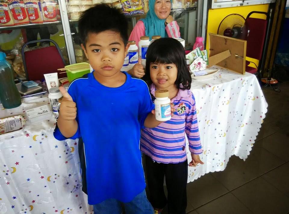 Shaklee Labuan; Vita lea for children