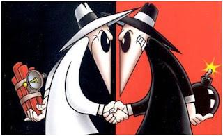Spy v. Spy – Clovis, California Prospecting For Businesses in Elk Grove?