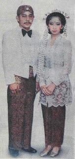 pengantin Bandung
