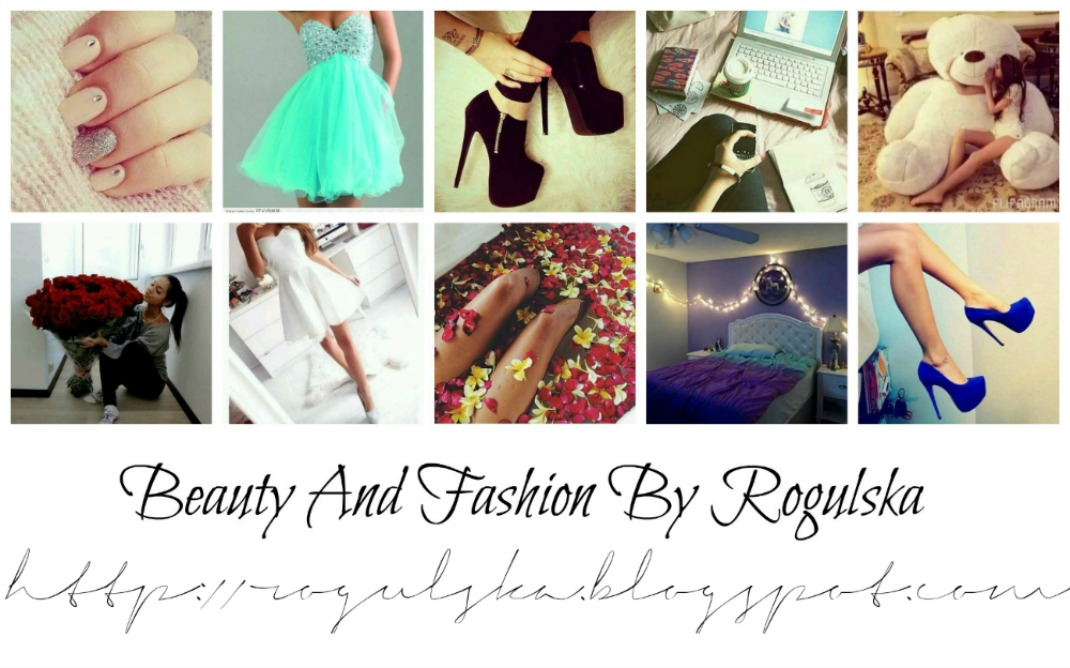 Beauty And Fashion By Rogulska