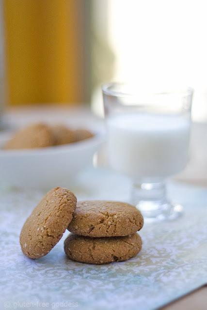 Gluten-Free Peanut Butter Quinoa Cookies