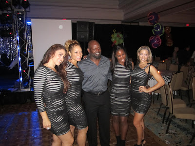 Party on the Moon, Emmitt Smith, Mario Lemieux Celebrity Invitational, Corporate Entertainment