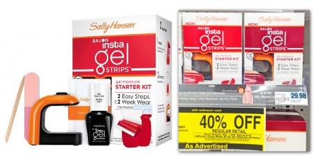 clipping chix rite aid sally hansen nail starter kit 5
