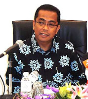 Datuk Seri Mohamed Khaled Nordin