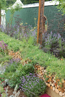Good show gardens should be sustainable from the start to the end.