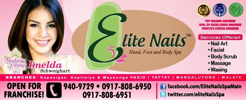 Elite Nails Hand, Foot and Body Spa