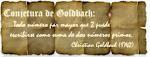 Conjetura de Goldbach