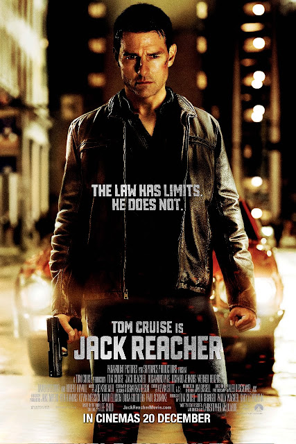 Jack Reacher: The Law Has Limits and He Does Not