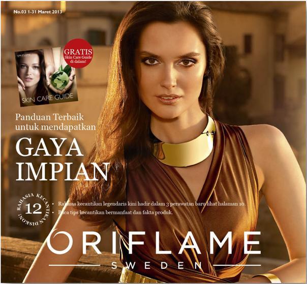 Katalog Oriflame Maret 2013