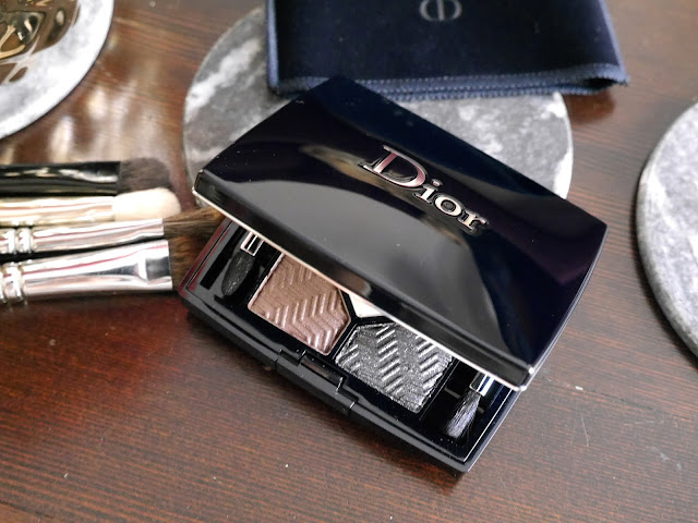 Dior 5 couleur state of gold 576 eternal gold eyeshadow palette review swatch