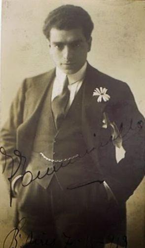 CAVALLERIA RUSTICANA (MASCAGNI): TUMMINELLO, ERMOLLI, PERNA GRAMOPHONE 1915 CD