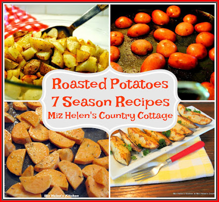 Roasted Potatoes 7 Season Recipes