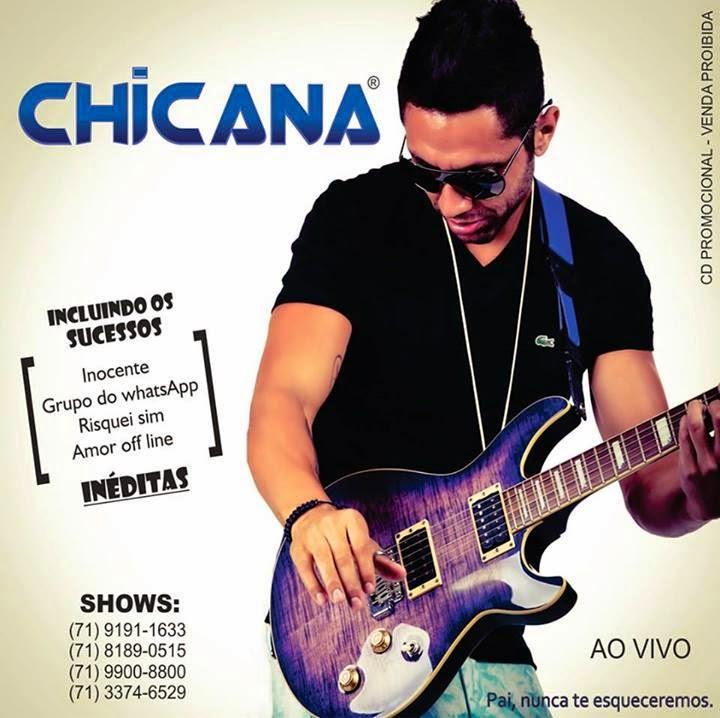 BAIXAR - CHICANA - CD Inocente (ao vivo)