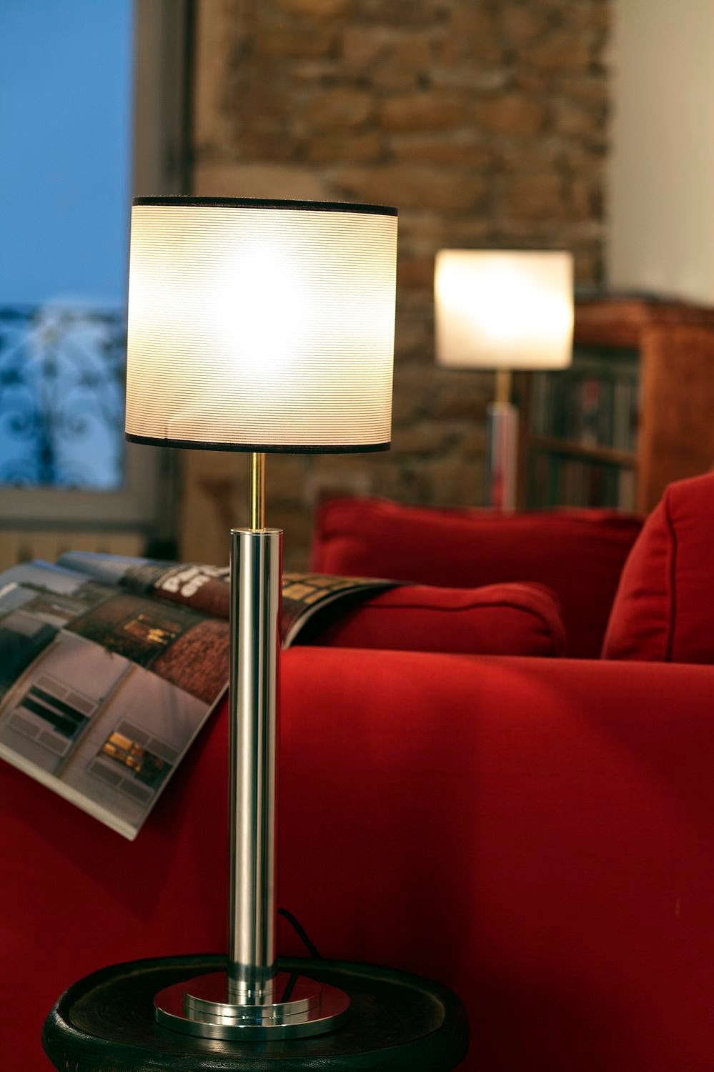 contemporary Cordless Table Lamps