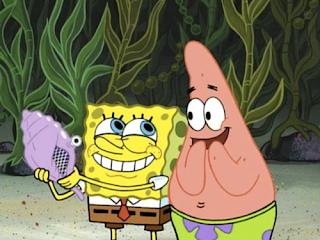 Kumpulan dp bbm Spongebob Lucu