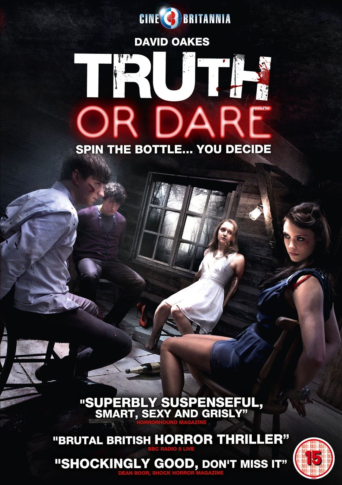 TRUTH OR DARE DVD 2D ... BoJay originally did this as one for the webmaster at Adult Baby Source.