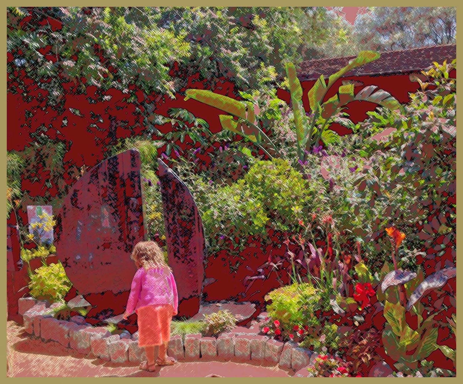 Postcard From California: Western Gardens Field Trip: Sunset Open House