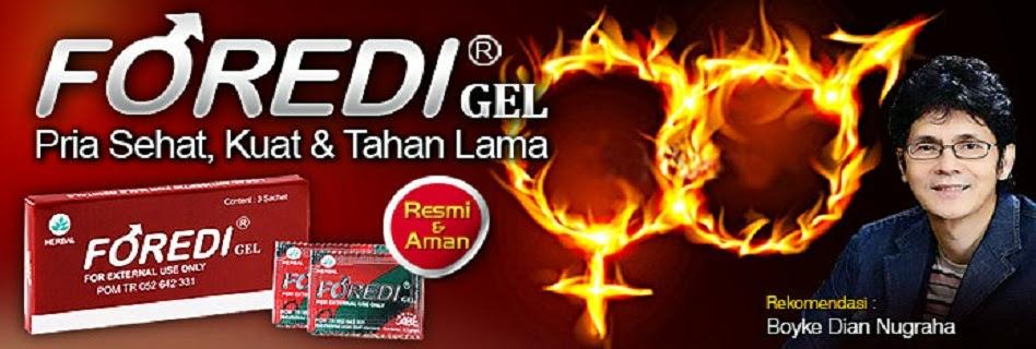 Jual Foredi Gel Murah Asli Resmi Online Bandung