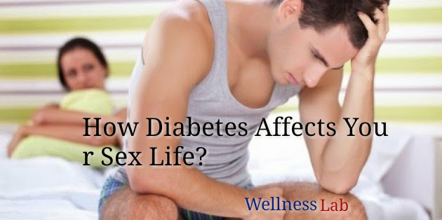 Sex problems with diabetes