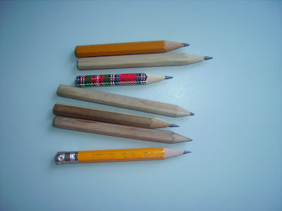 teeny tinies pencils