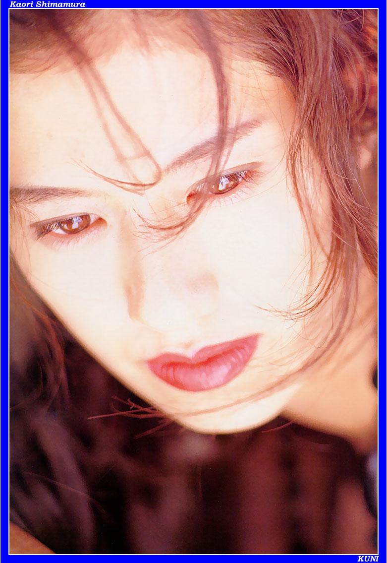 Kaori Shimamura Nude Photos 26