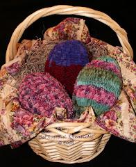 Rug Hooked Easter Egg Pattern (Pdf)