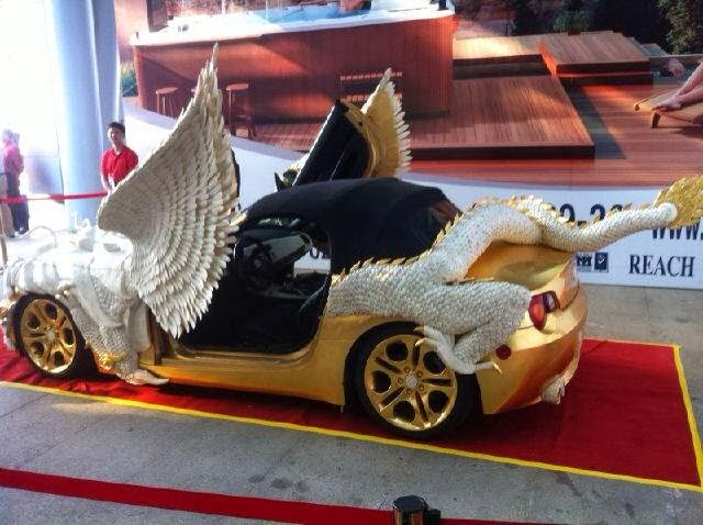 Bmw Dragon Car From China