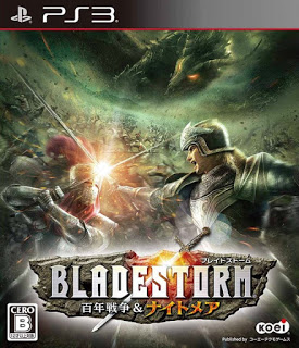 Bladestorm Hyakunen Sensou and Nightmare Torrent