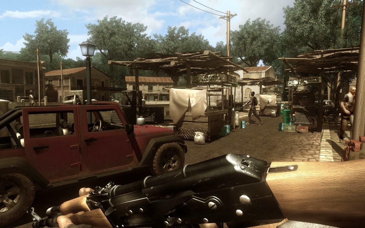 Far Cry 2 PC Game Screen Shots, Wallpapers