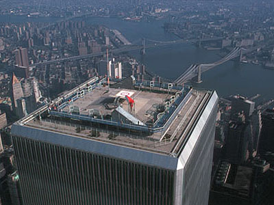 T C C World Trade Center South Tower Observation Deck