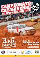 1ª Etapa Catarinense / TCC - 06 e 07/03