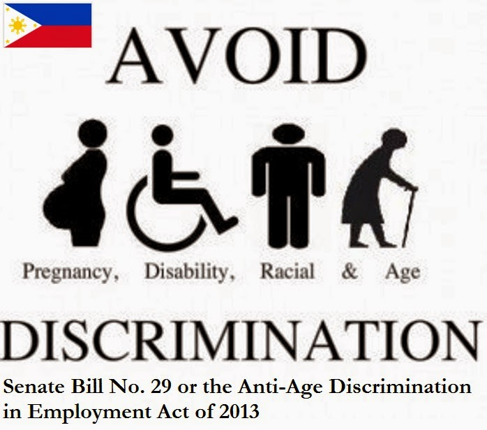 age discrimination in employment act/essay The age discrimination in employment act of 1967 (adea 29 usc § 621 to 29 usc § 634) is a us labor law that forbids employment discrimination against anyone at least 40 years of age in the united states (see 29 usc § 631.